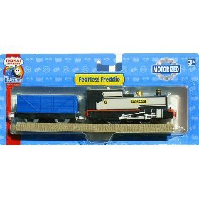 Trackmaster Thomas the Tank Engine & Friends Motorized Fearless Freddie