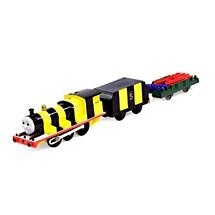 Thomas & Friends TrackMaster Engine James as Busy Bee RARE