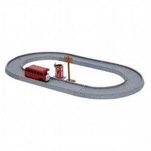 Trackmaster Railway: Bertie Vehicle Roadway Set
