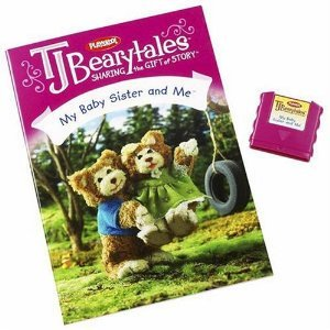 Hasbro Playskool T.J. Bearytales - My Baby Sister and Me
