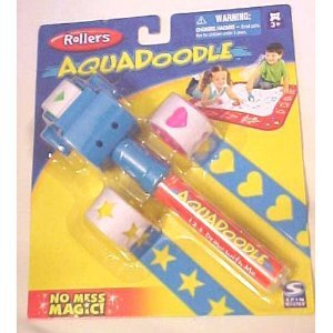 Aqua Doodle Aquadoole Stamps Stampers Rollers