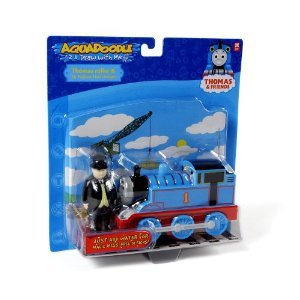 Aquadoodle Thomas the Tank Engine Roller and Sir Topham Hatt Stamper