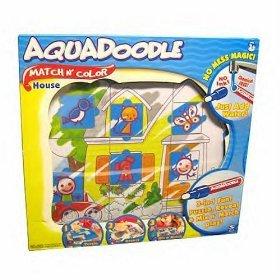 Aquadoodle Match �N Color House Mat