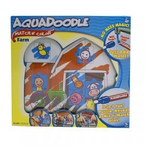 Aquadoodle Match �N Color Farm Mat