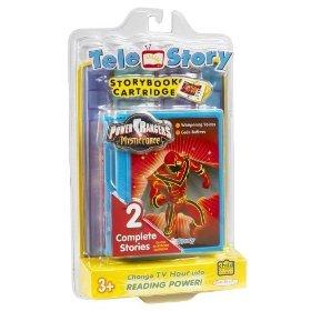 Jakks Pacific Toymax Power Rangers Telestory Cartridge
