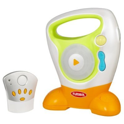 Playskool Made For Me Mp3 Music Player Oranage