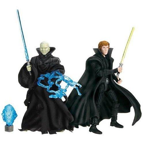 Star Wars Comic Packs:  Emperor Palpatine Clone & Luke Skywalker #1