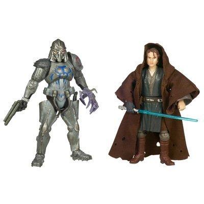 Star Wars Comic Packs:  Anakin Skywalker & Durge #3