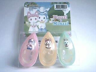 Pinzzi&Minzzi Antibacterial Toothbrush Holder
