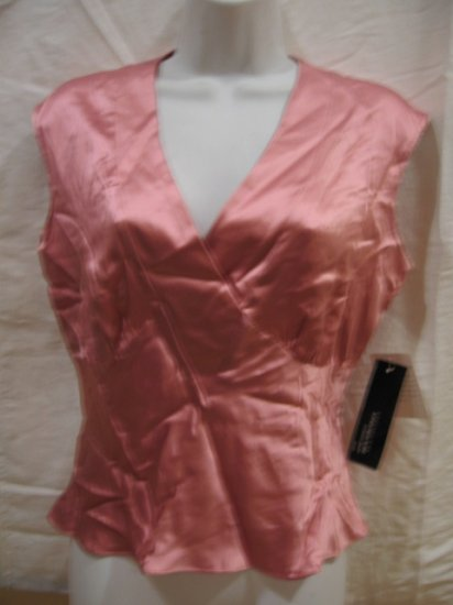 Sexy women's Pink Top from JONES NEW YORK, size 12P