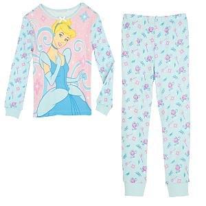NEW Disney Store Cinderella PJ Pals Pajamas size 6