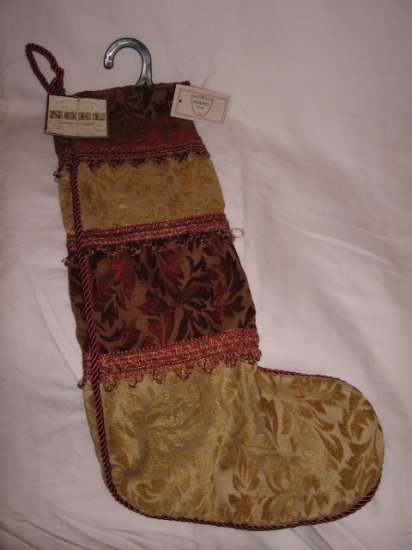 NEW Luxury Christmas Stocking -- Rodeo home