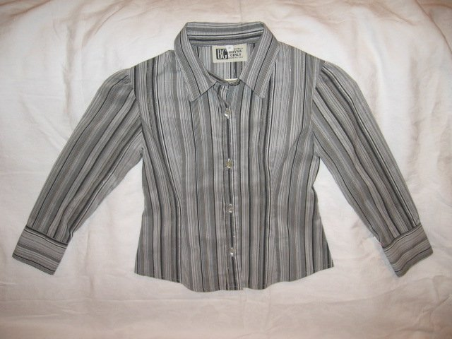 NEW Baby Graziella Boys Dress-Up Long Sleeve Shirt , Size 4