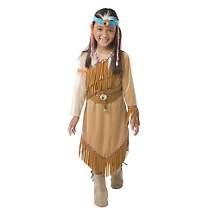 NEW Pocahontas Costume size M