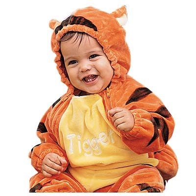NEW Disney Tiger Costume for Infants size 6 M (6-12 months) - FREE SHIPPING on this item!