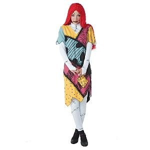 New Disney Sally Costume for Women, Size L