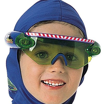 New Disney Buzz Lightyear Galactic Goggles  - Free Shipping on this item!