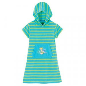 New Disney Tink Striped Terry Cover-Up , size XS - Free Shipping!