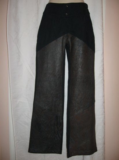 $395 NEW LEGATTE Jeans Italy Women's Pants size 2-4