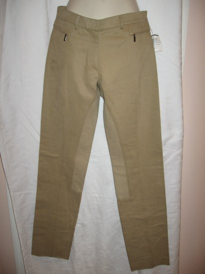 $340 NEW HUSKY Women Pants Italy  size 4 (42)