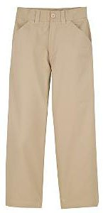 New Disney School Uniform Boys Pants, size M  - Free Shipping!
