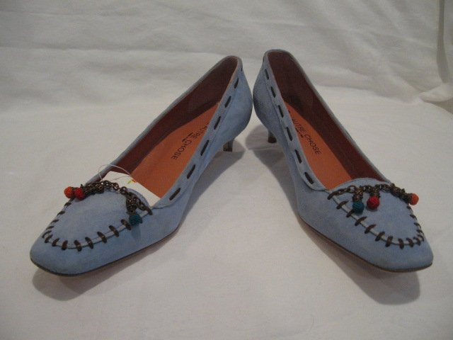 $325 NEW L'AUTRE CHOSE Women pumps Shoes Italy size 37.5