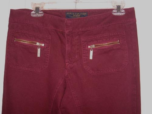$147 NWT JUICY COUTURE JEANS Women Pants W32