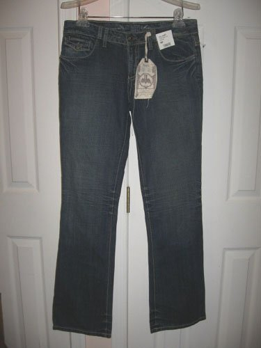 $250 NEW with TAG  DUARTE men's  JEANS sz 28 w 32 RARE
