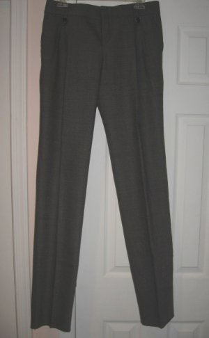$819 New with TAG Authentic GUCCI WOMEN PANTS WOOL  size 40 ITALY- FREE SHIPPING.