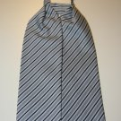 Ascot Tie one size fits all Stripe or Solid Fabric.