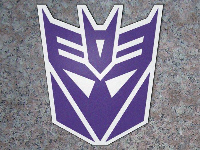 Decepticon Magnetic Emblem
