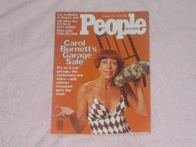 August 16, 1976  People Weekly