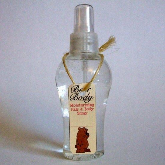 Long Lasting Moisturizing Hair & Body Spray Perfume Mist - 4oz