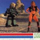 Futuristic Warriors Promo Card Studio E 1996