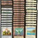 The Wizards Commons Set Limited 132Cds Middle Earth CCG