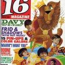 16 Magazine Nov 1968 Peter Noone Star Trek Desi Arnaz