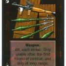 RPG Launcher Jyhad Rare VtES