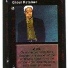 Ghoul Retainer X2 Jyhad Rare VtES