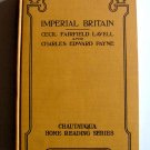 1918 Imperial Britain - Cecil Fairfield Lavell