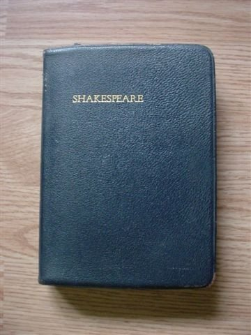 Vintage Shakespeare Book-Vintage-SALE