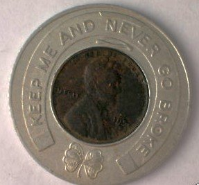Collectible Rexall Token Penny-SALE