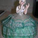 Vintage Pretty Procelain Figurine Statue-SALE