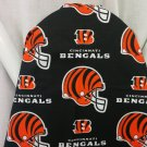 Cincinnati Bengals ironing board cover,  black and orange, who dey, Pad not included