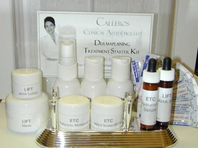 Dermaplaning Skin Blading Starter Kit