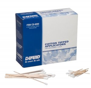 Cotton Tipped Applicators 6 inch