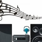 music lovers wall decal musical notes for any home room