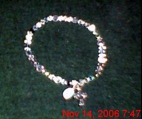 Austrian Crystal Faith Bracelet