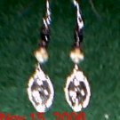 Our Lady of Grace ear Rings
