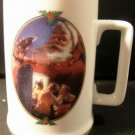 "Coca-Cola ""For Santa"" 1996 Collector Edition Mug"