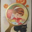 VINTAGE EMBOSSED HALLOWEEN POST CARD 1912 - SERIES 248A
